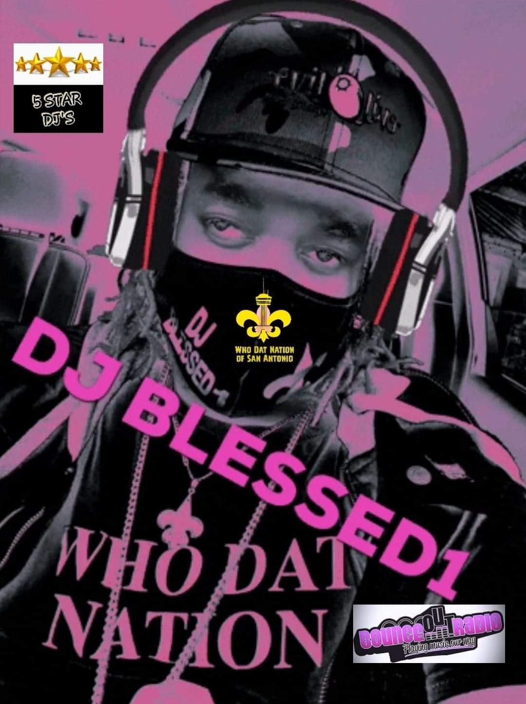 DJ BLESSED1