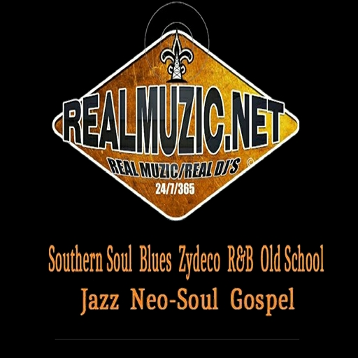 Realmuzic.net  THE ONLINE RADIO STATION WITH THE BEST OF SOUTHERN SOUL, BLUES, OLD SCHOOL, R&B, NEO-SOUL, JAZZ, ZYDECO, & GOSPEL 24/7/365
