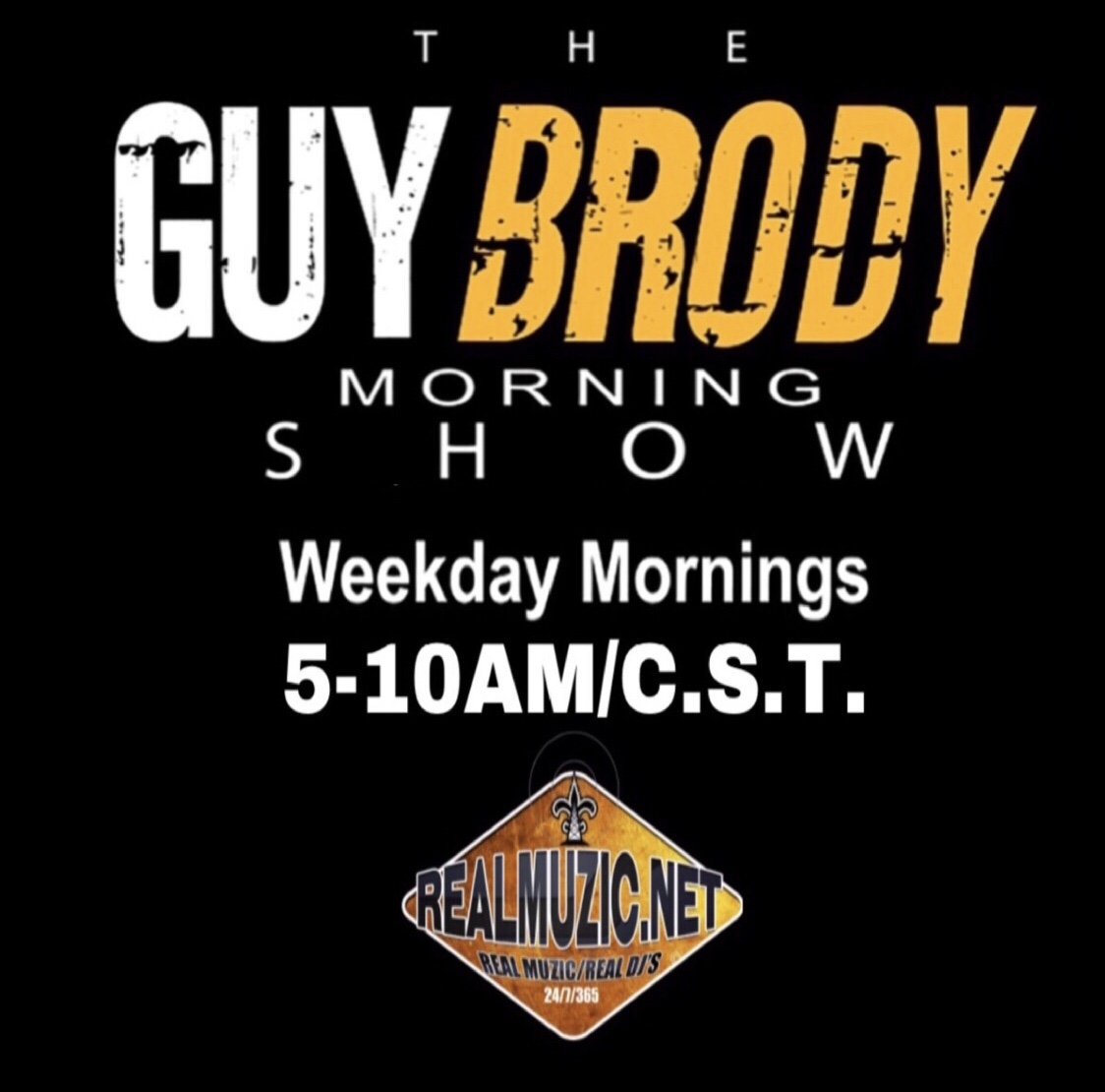The Guy Brody Morning Show
